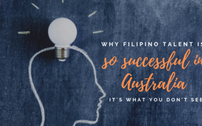Why Filipino talent is so successful in Australia – it's what you don't see